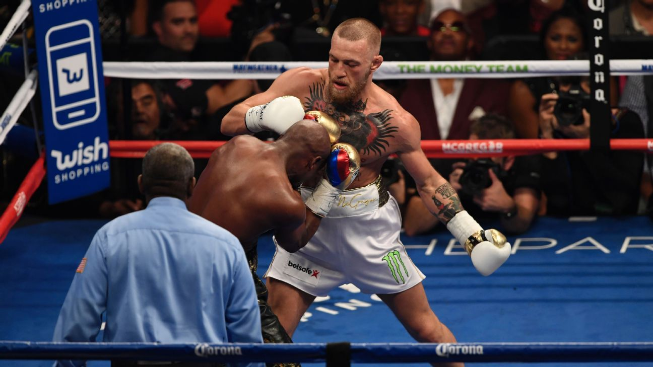 Tyson Fury supports Conor McGregor's potential return to boxing