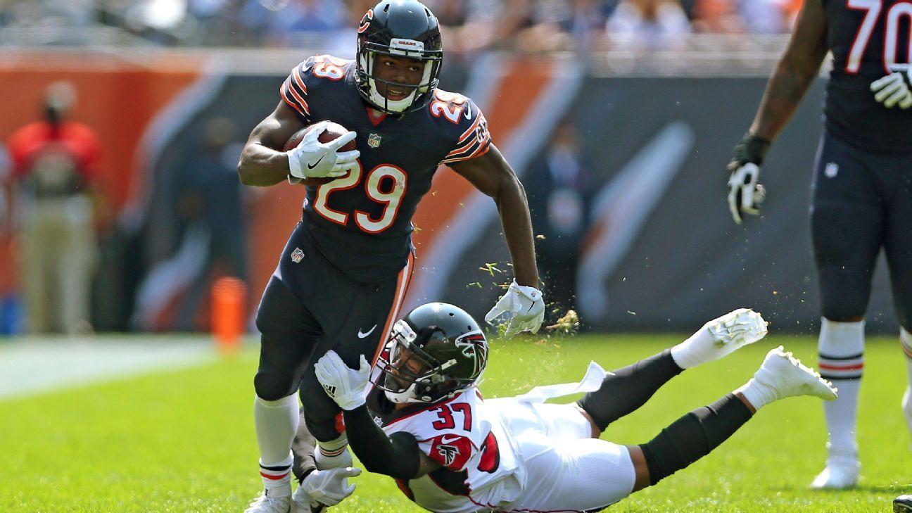 8ba9971e31d How Chicago Bears coach Matt Nagy will better utilize Tarik Cohen - Chicago  Bears Blog- ESPN