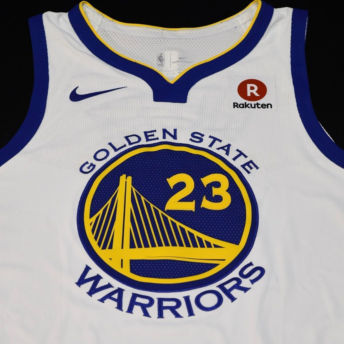 1c405ddab0a Golden State Warriors sign jersey patch advertising deal with Rakuten