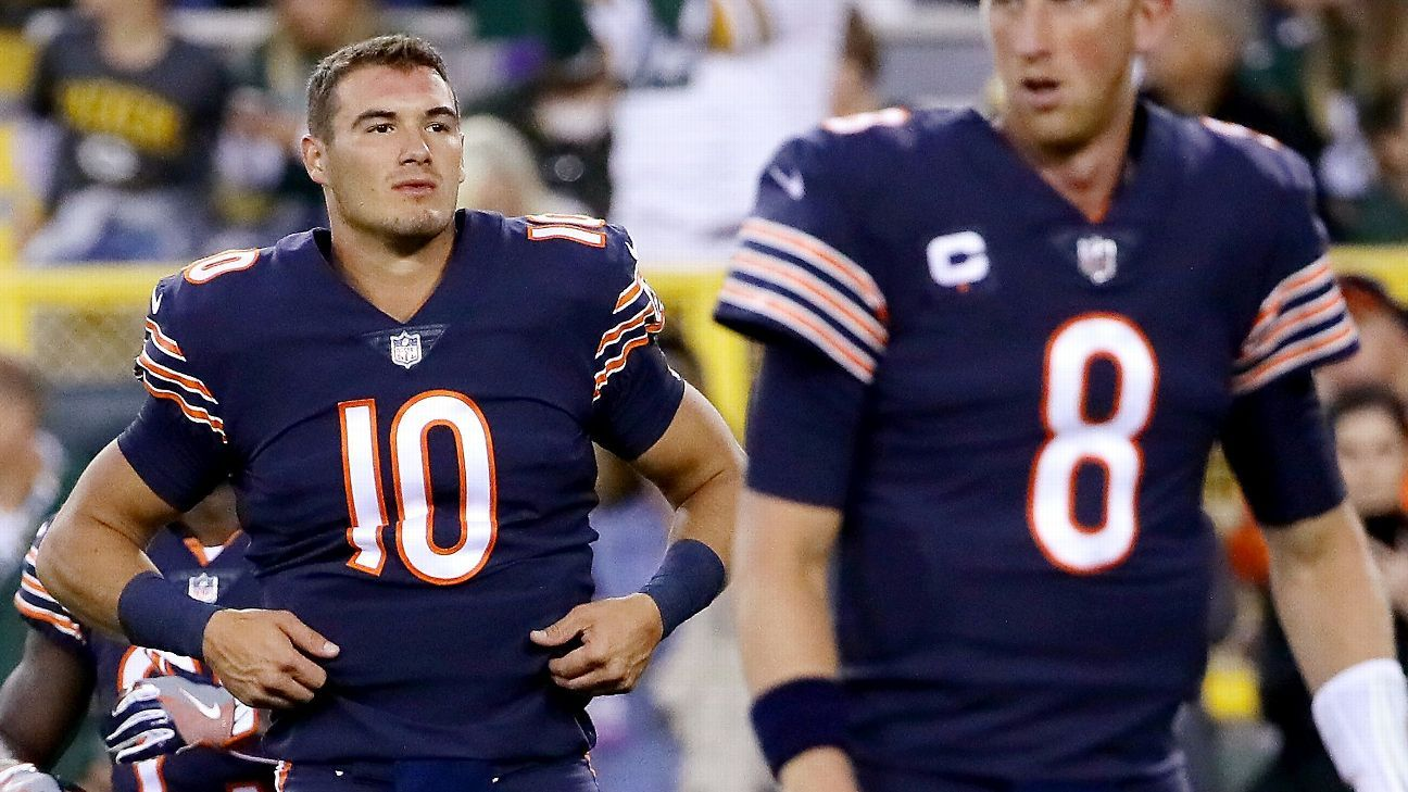 335563a0ea4 Chase Daniel intriguing option to back up Bears QB Mitchell Trubisky -  Chicago Bears Blog- ESPN