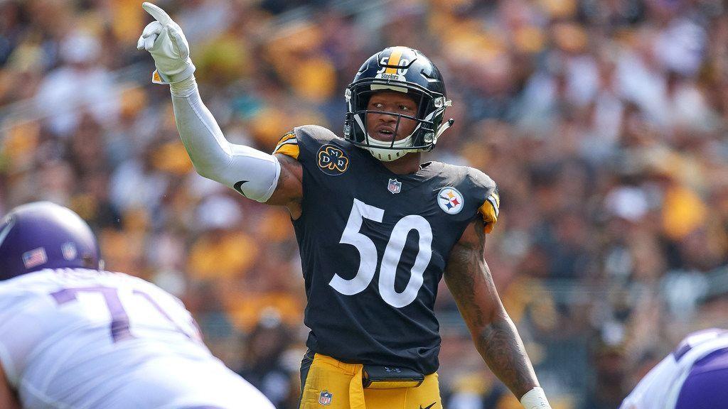 4ca451b1622 Pittsburgh Steelers dedicate win to Ryan Shazier