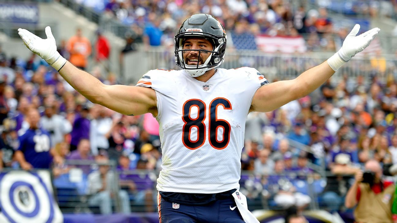 Bears tight end Zach Miller, who suffered a devastating leg injury close to 19 months ago, announced his retirement from the NFL on social media.
