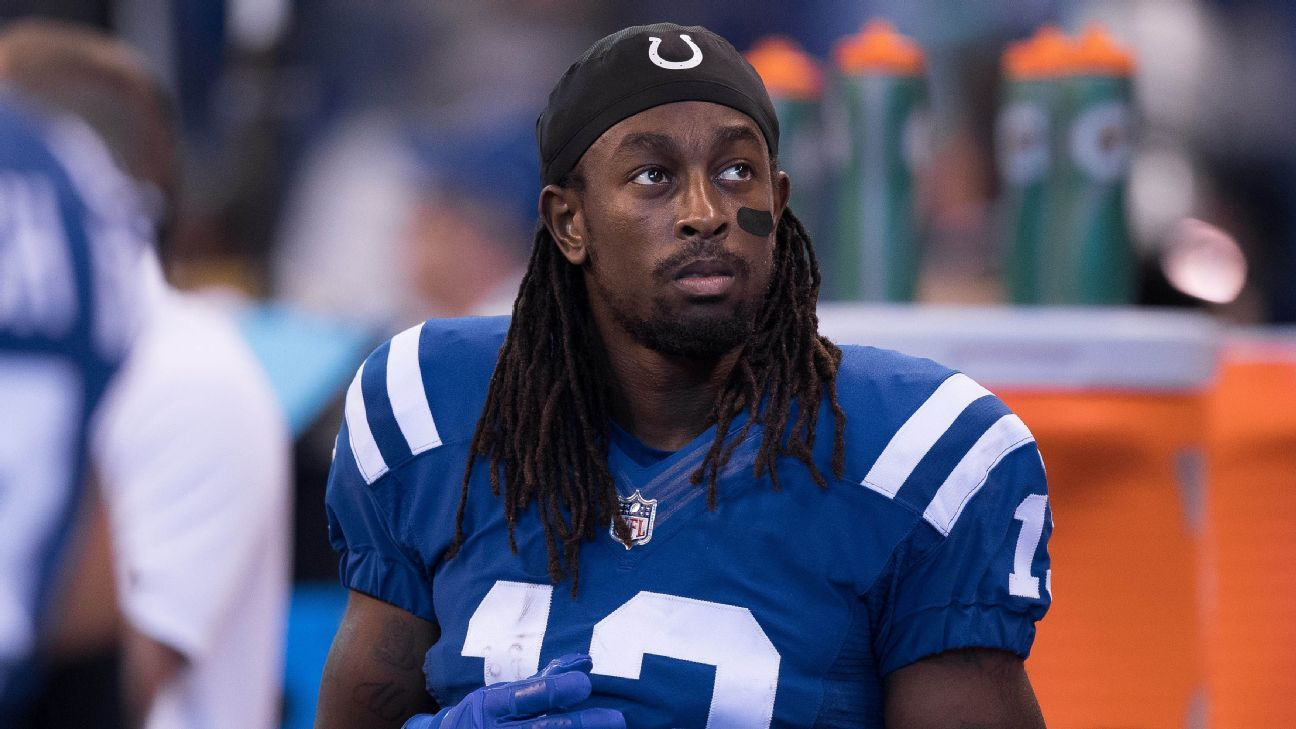 Indianapolis Colts WR T.Y. Hilton activated from IR, to make season debut Sunday vs. Houston Texans