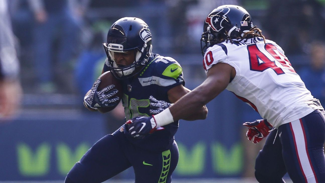 Seahawks Offensive Depth Chart Some New Targets For Rus Wilson Seattle Blog Espn