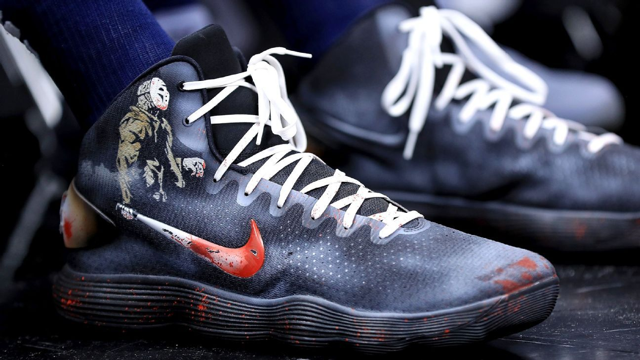 927a149379746f NBA -- Which player had the best sneakers in Week 3