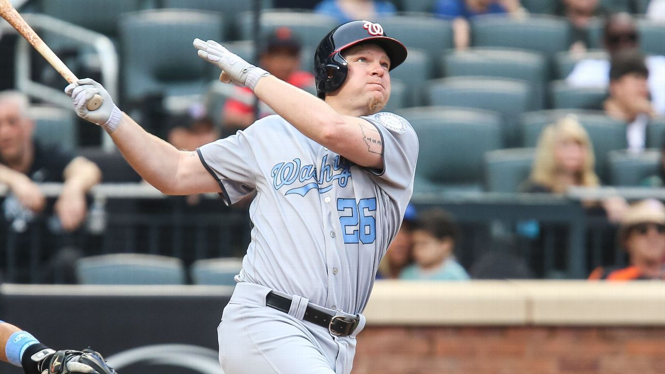 Rumor Central: New York Mets considering Adam Lind in free agency? - MLB Rumor Central- ESPN
