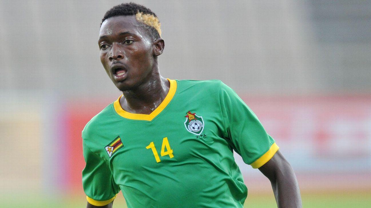 COSAFA U-20 Cup: Late Nasama winner saves Zimbabwe