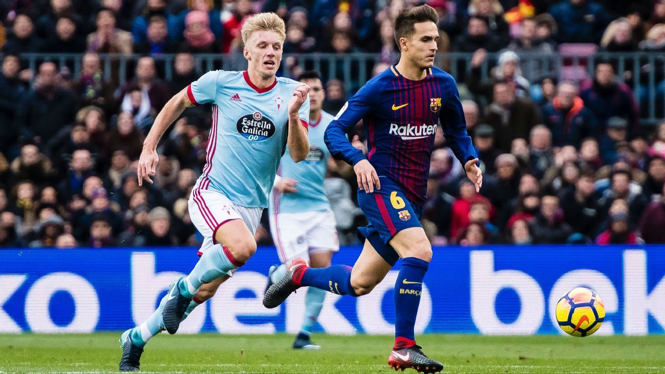 El Barcelona renueva a Denis Suárez y lo cede al Arsenal b57ec424e667f
