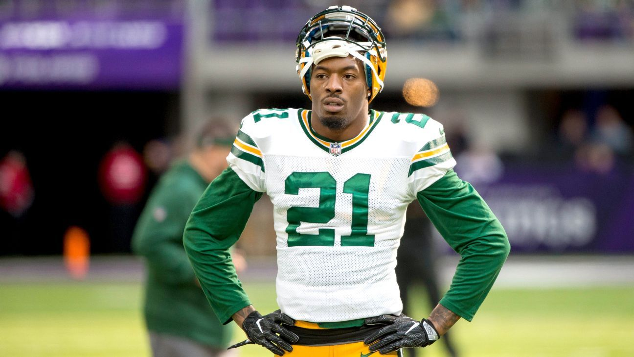 4516221d4 Packers trade safety Ha Ha Clinton-Dix to Redskins