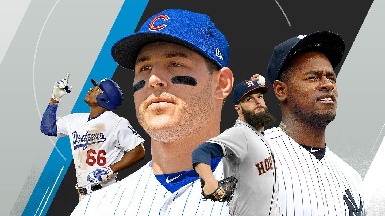 ebe80476cf996 Los 10 mejores equipos de Buster Olney  ¿Los Astros y los Dodgers aún son los  mejores del béisbol