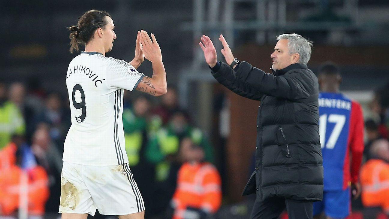 LIVE Transfer Talk: Zlatan Ibrahimovic set for Jose Mourinho reunion at Tottenham