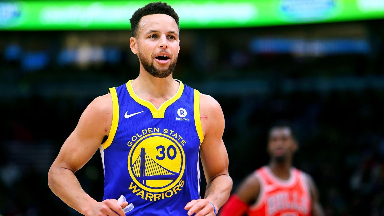bba71956e Golden State s Stephen Curry will not participate in NBA s 3-point contest  at All-Star Weekend