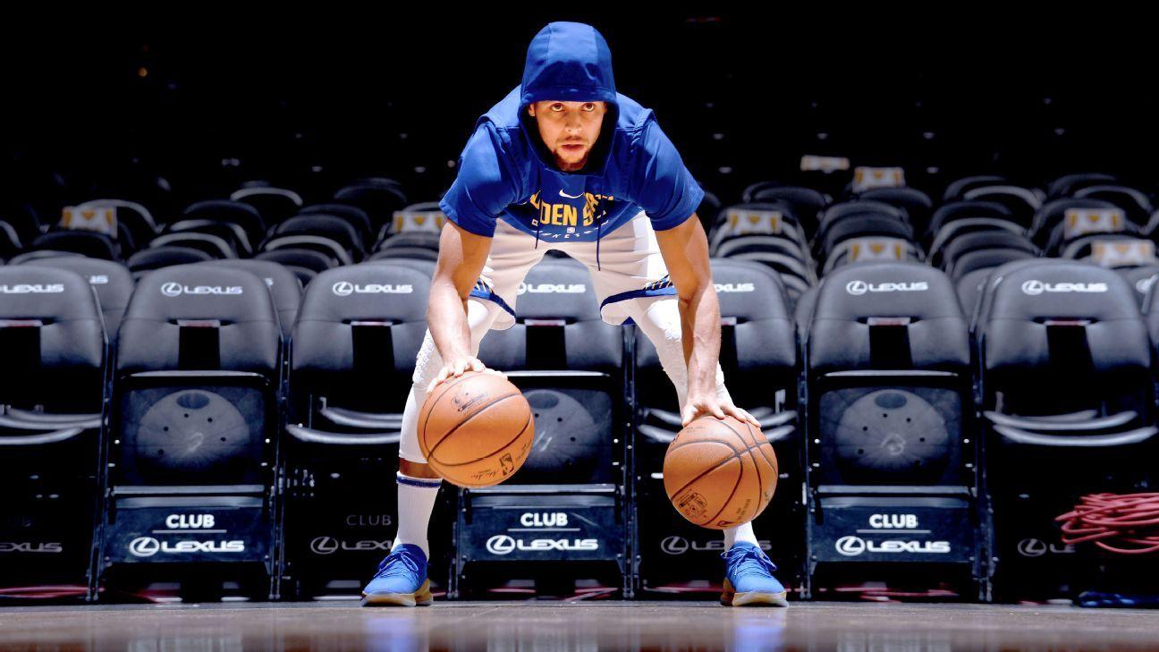 球票價格創紀錄!主場謝幕戰無杜蘭特,Curry將上演最後一次通道投籃!-籃球圈