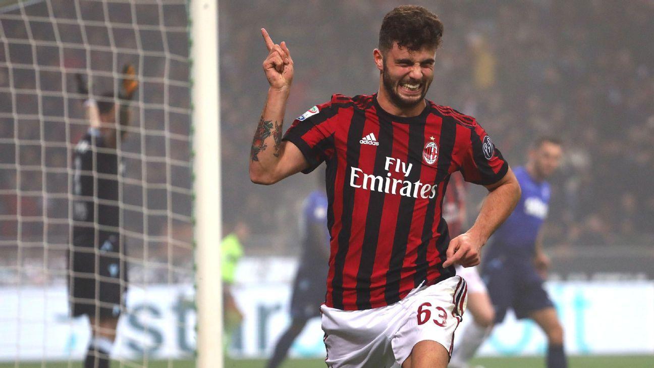 AC Milan vs. Lazio - Football Match Report - January 28 ...