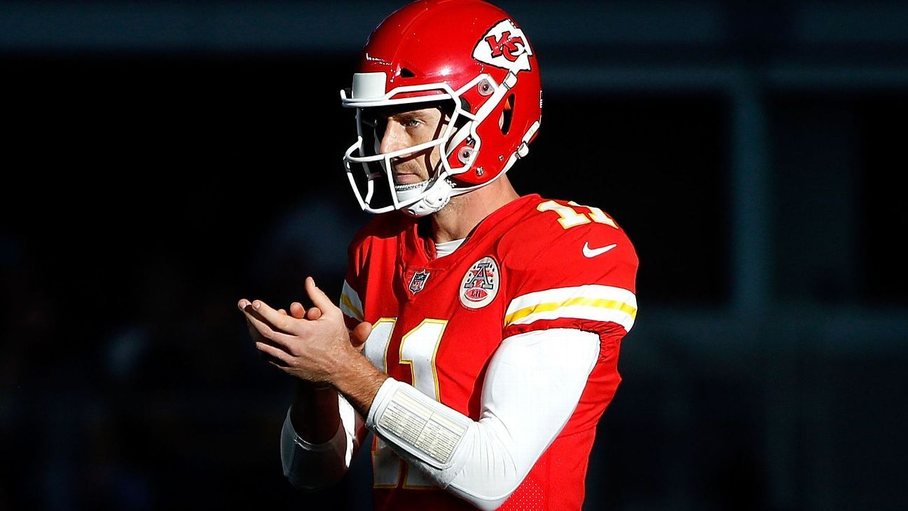 Washington Redskins swing big for quarterback Alex Smith - Washington  Redskins Blog- ESPN 022999988