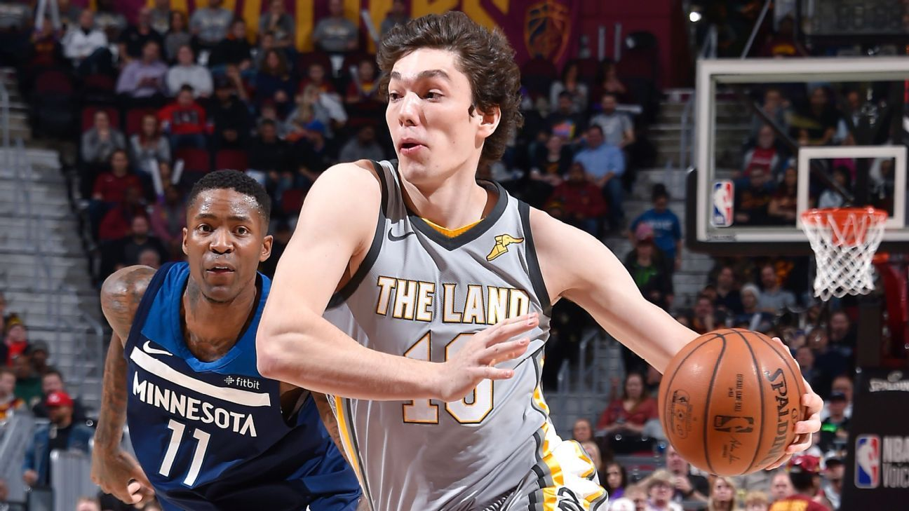 Cleveland Cavaliers rule out Cedi Osman ad430c4f9