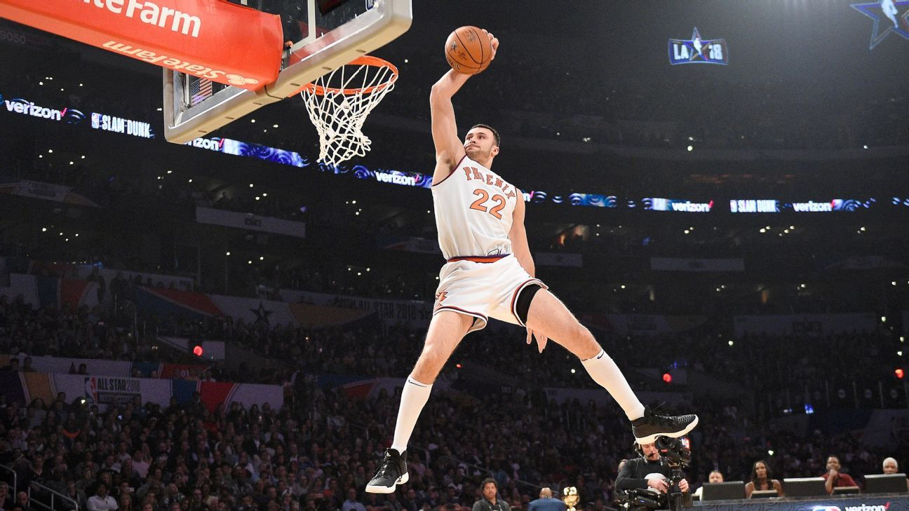 8a0fd5705 Larry Nance Jr. to wear his dad s retired No. 22 with the Cleveland  Cavaliers