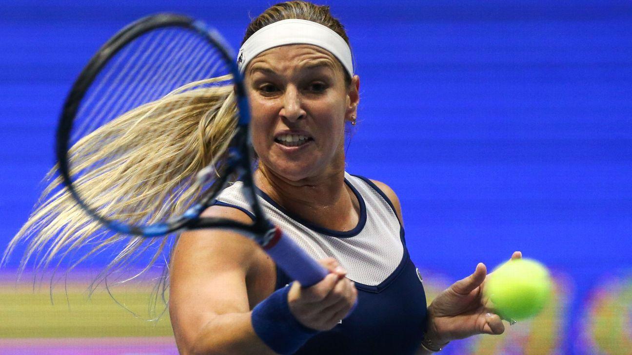 Former Australian Open finalist Dominika Cibulkova retires at 30