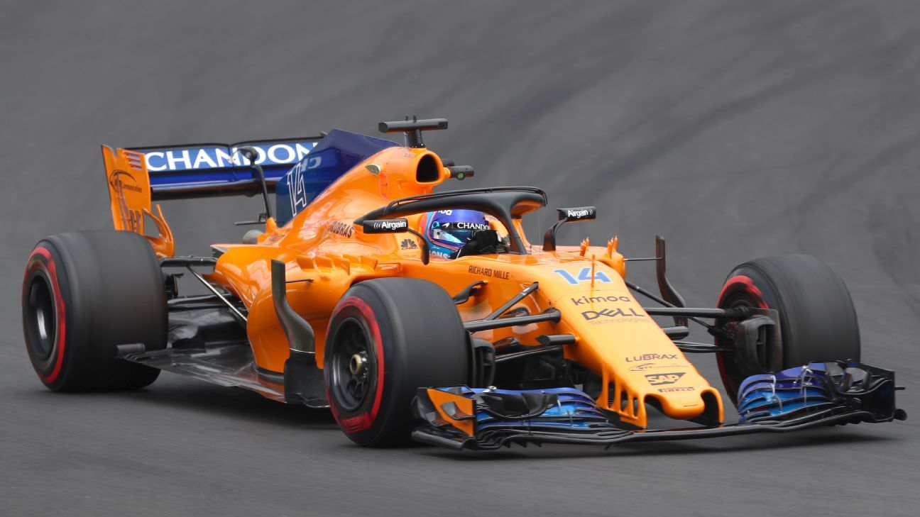 Fernando Alonso excited by  huge potential  of McLaren-Renault 9298d499e1e1