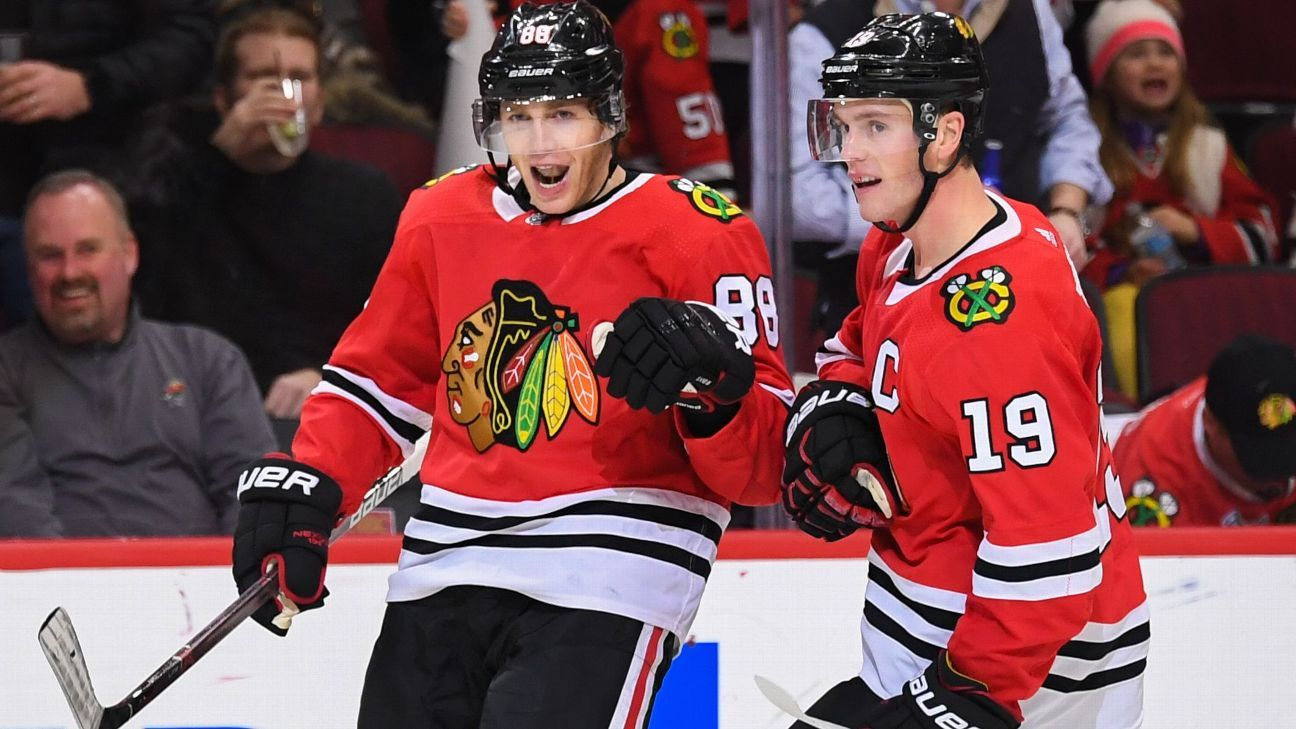 Nhl Free Agency Game Plan For The Central Division Teams