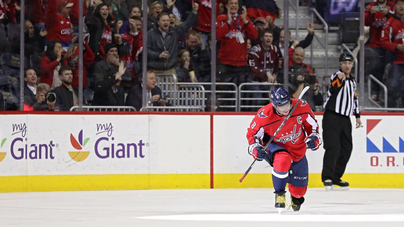 NHL - Can Alex Ovechkin top Wayne Gretzky s record of 894 goals  c4da48105ac7