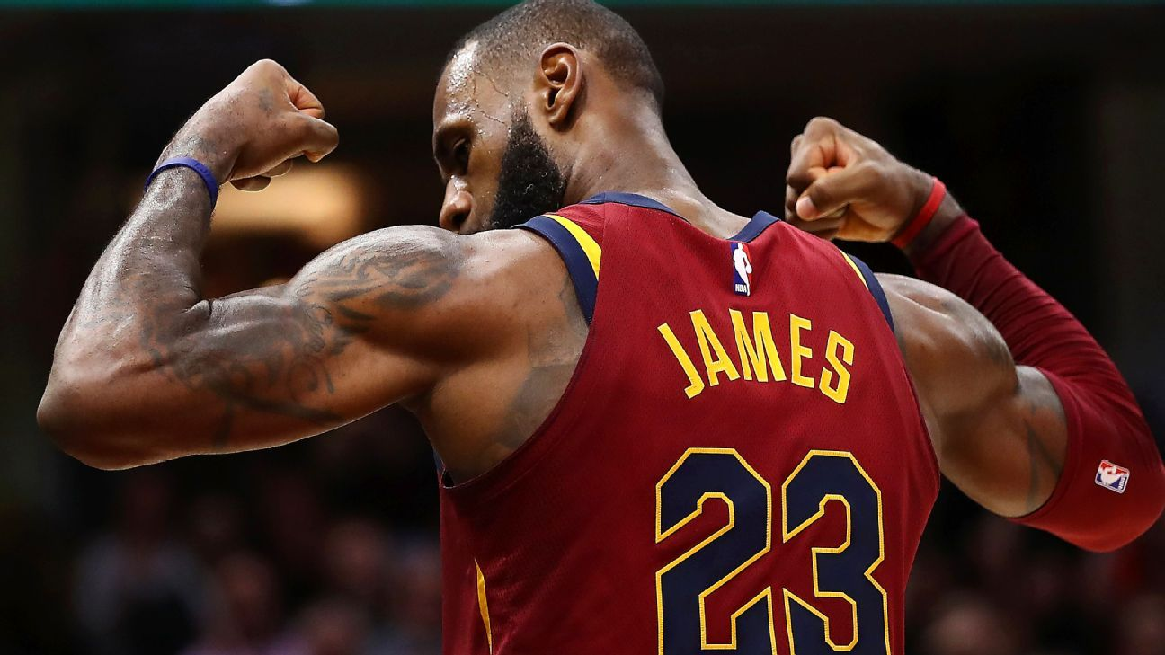 ad7c3e0cf687 How LeBron James fixed his back and is on track to play all 82 games - NBA