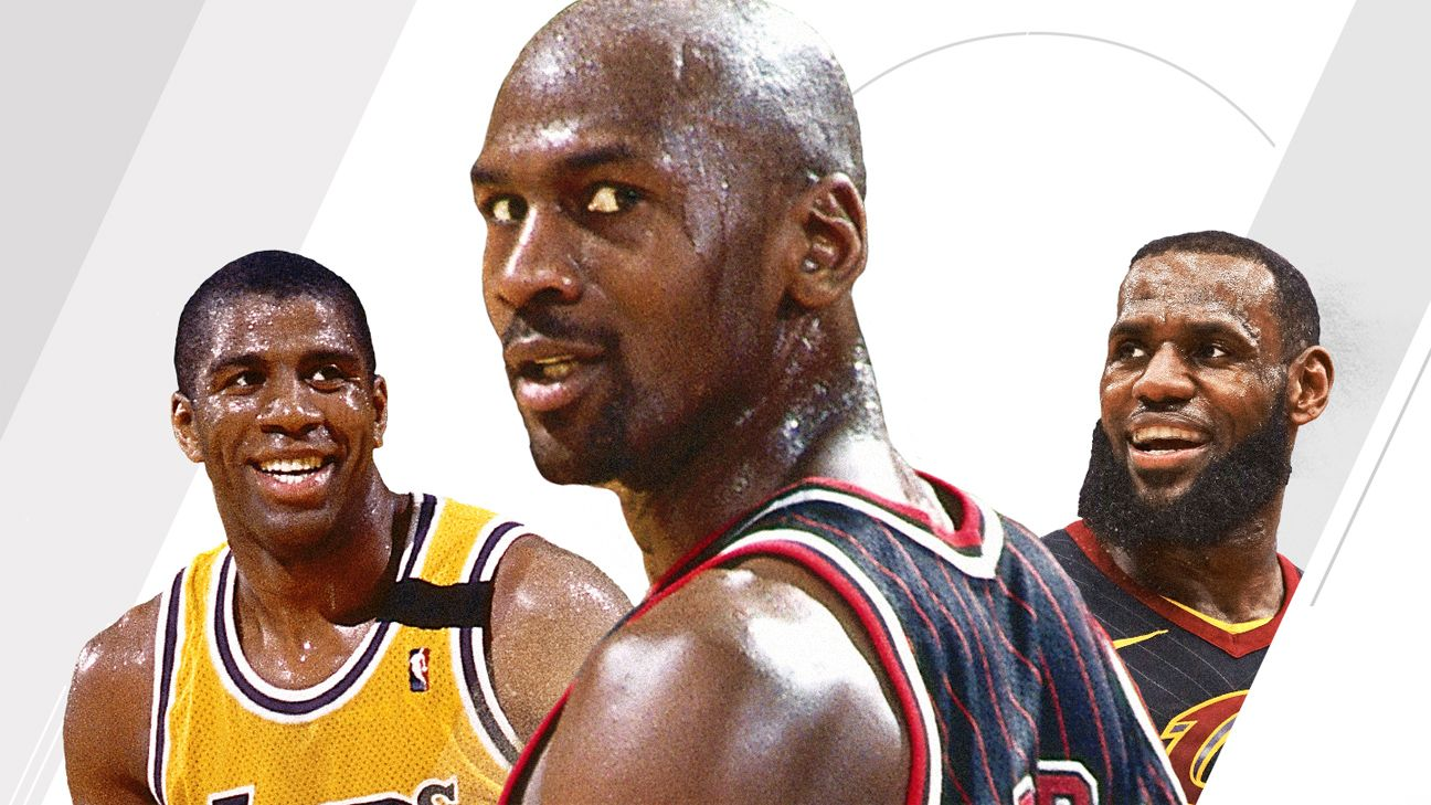 NBArank Game Changers - 25 most influential basketball players ever cbfc5e570