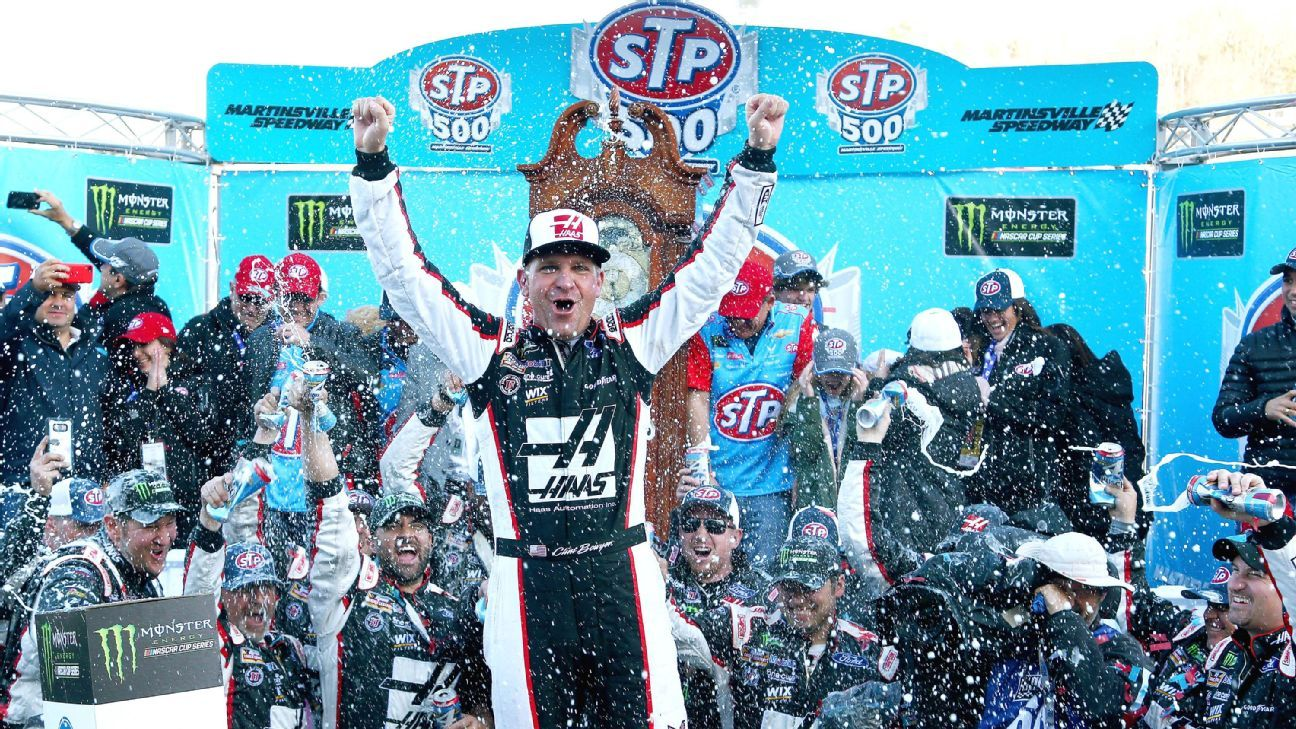 Clint Bowyer's wife says no to Final Four trip in San Antonio
