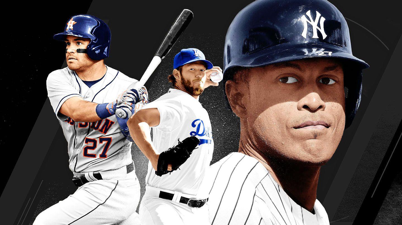 aaefec49f03 Ranking the MLB teams ahead of the 2018 season