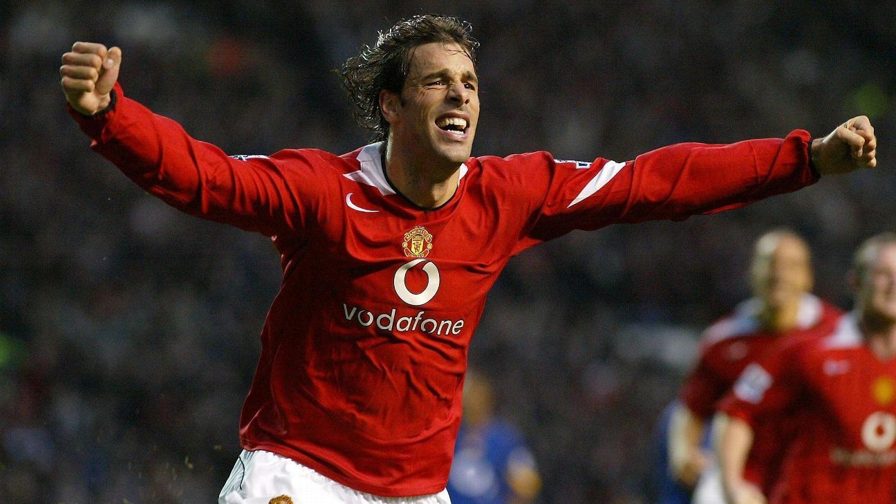 huge discount 059b9 a4b50 Ex-Man United, Real Madrid striker Ruud van Nistelrooy ...