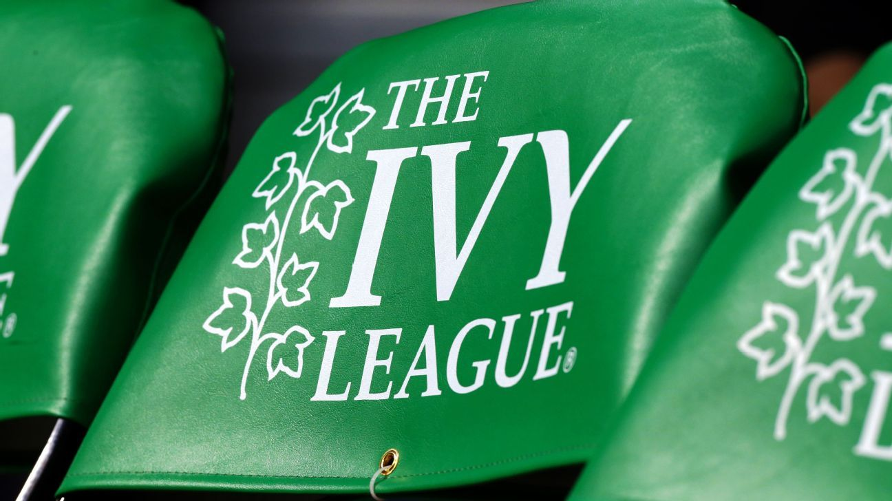 No Ivy League spring play due to COVID-19 issues - ESPN