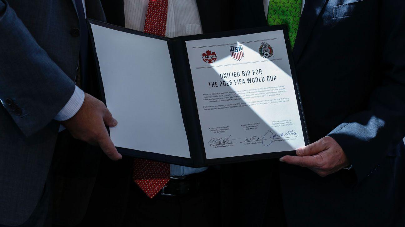 f9c41e022 Congreso de la FIFA decidirá sobre el Mundial 2026 y el Mundial de Clubes   ¿Qué hay en juego