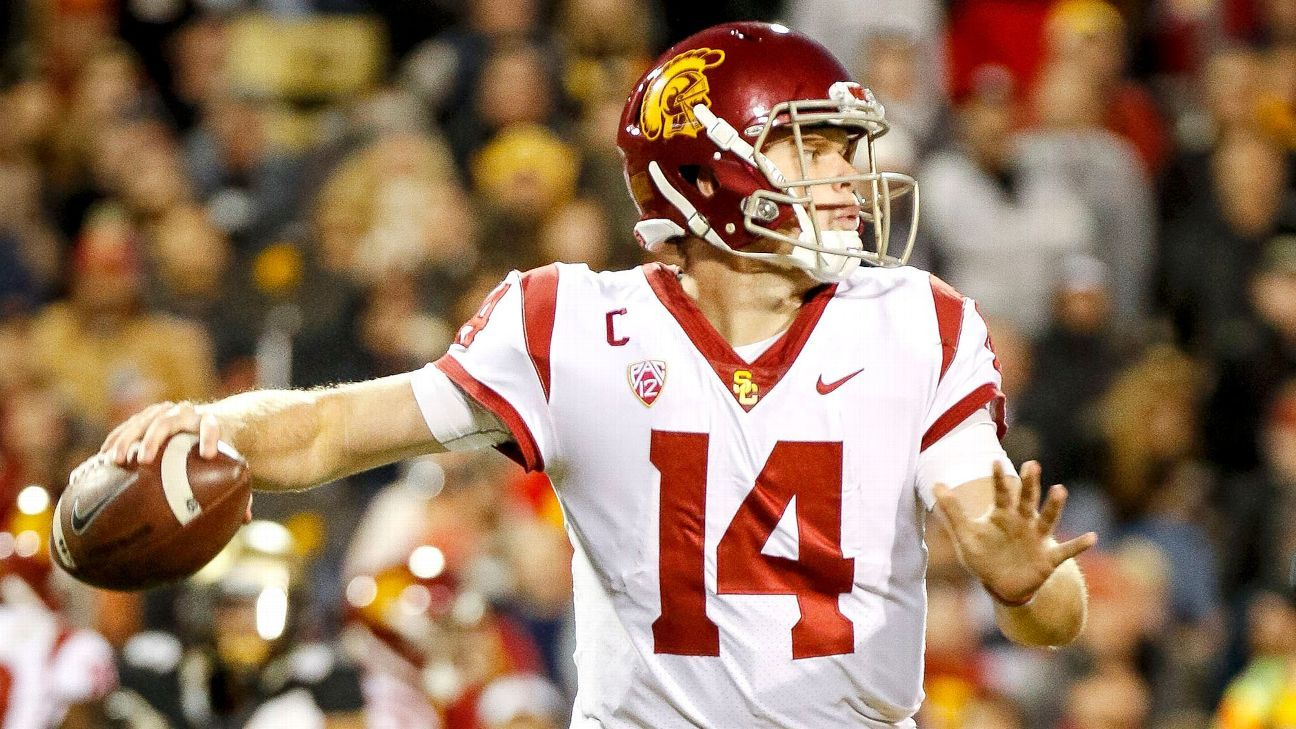 425cc6522 Todd McShay s NFL draft grades for every first-round QB since 2008 ...