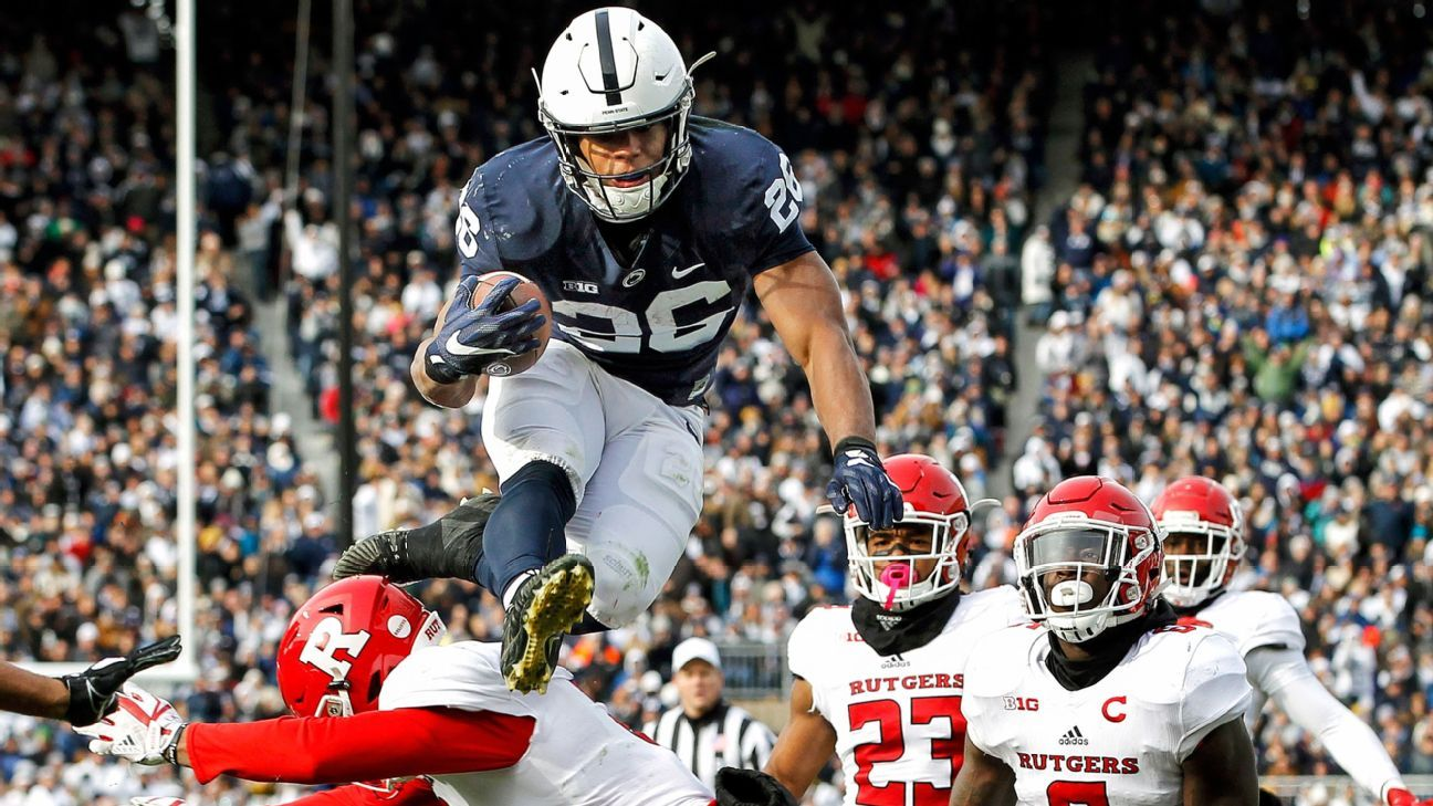 info for 4667a 50618 Todd McShay's 2018 NFL draft grades comparing Saquon Barkley ...