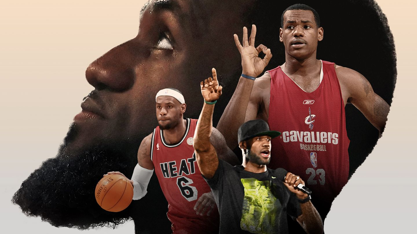 04c80c3e49a LeBron James  NBA story can t be told without these 13 moments