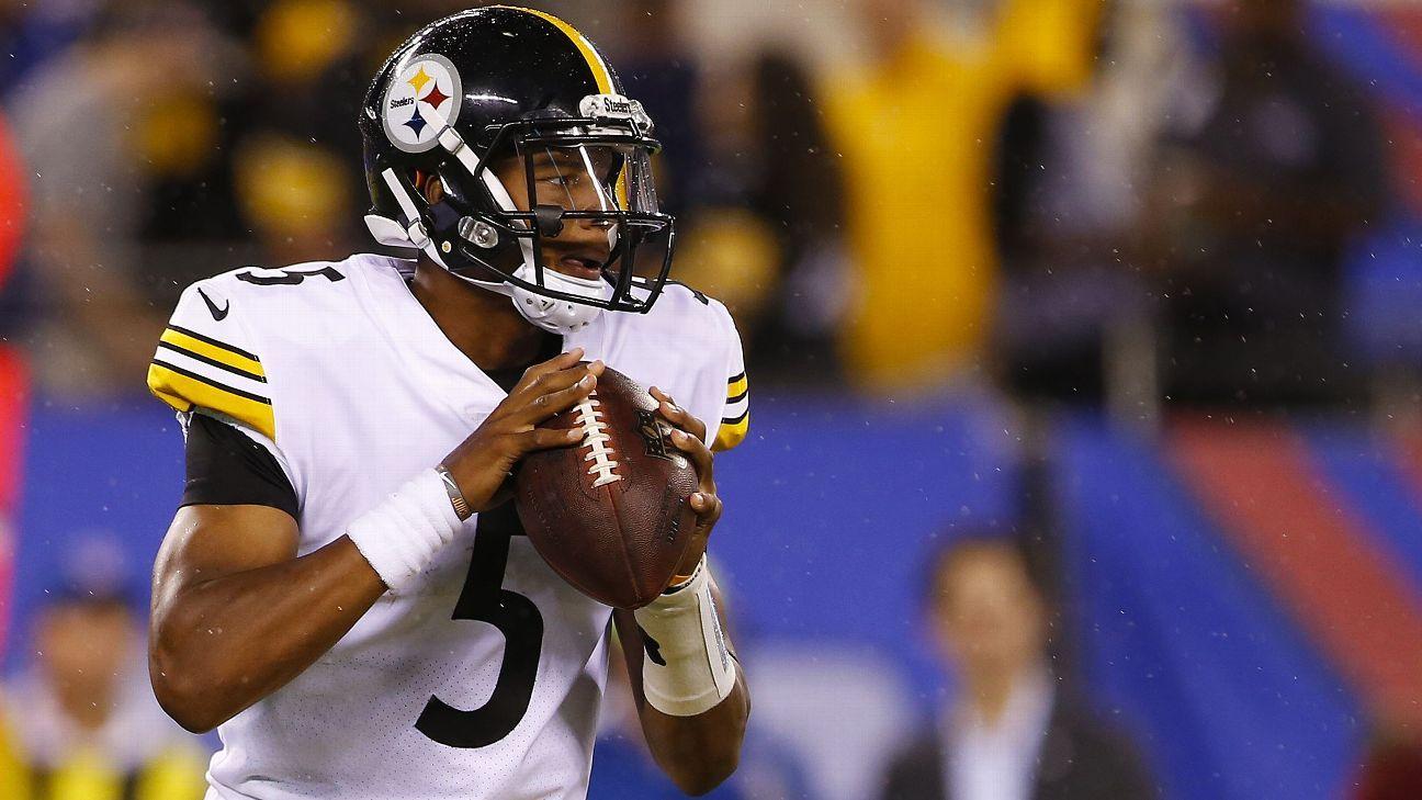 Pittsburgh Steelers depth chart: Josh Dobbs to battle for ...Steelers Depth Chart