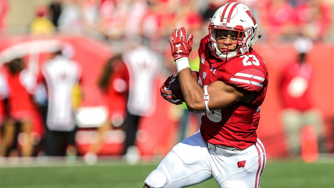 Can Wisconsin Badgers Jonathan Taylor lead team to the ...