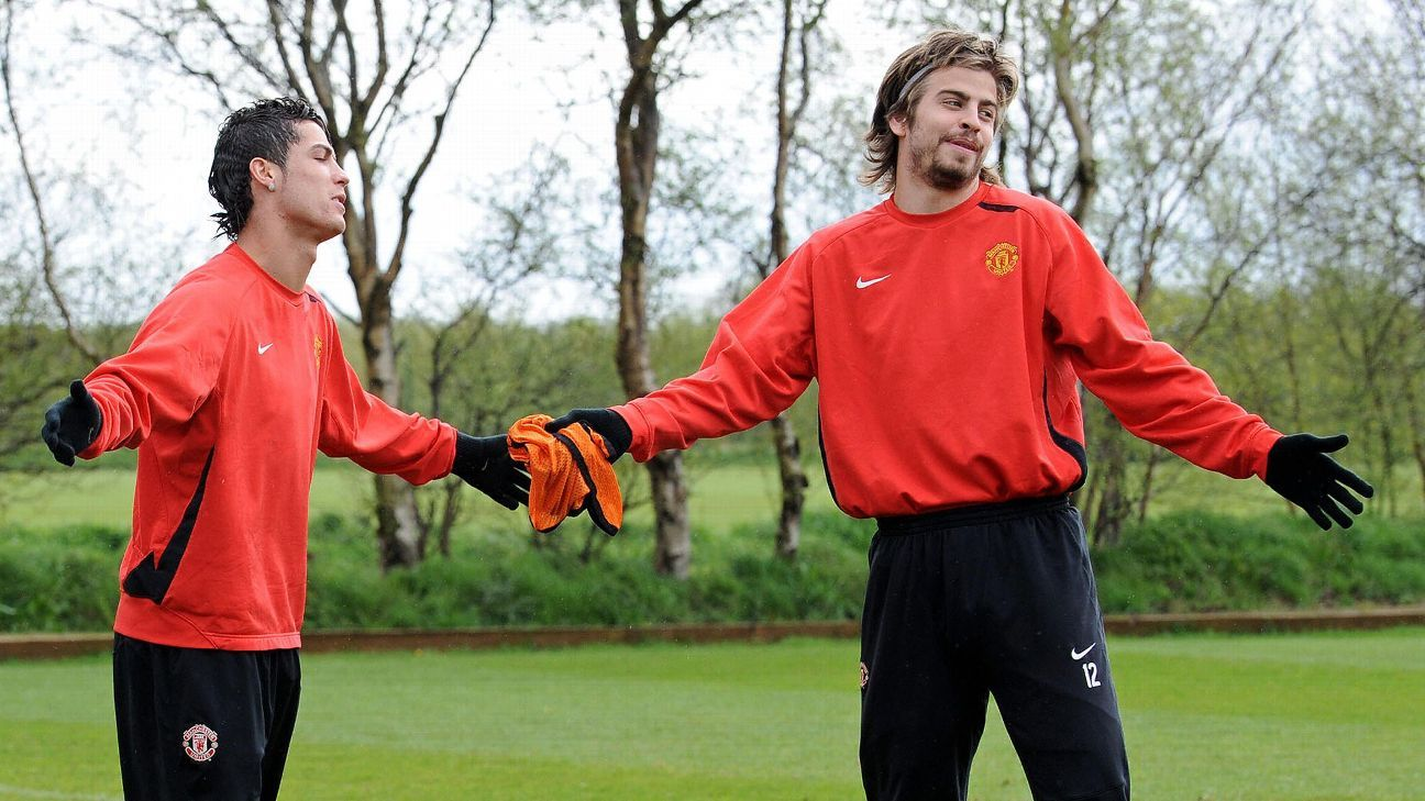 Spain, Portugal's stars bonded by England experiences