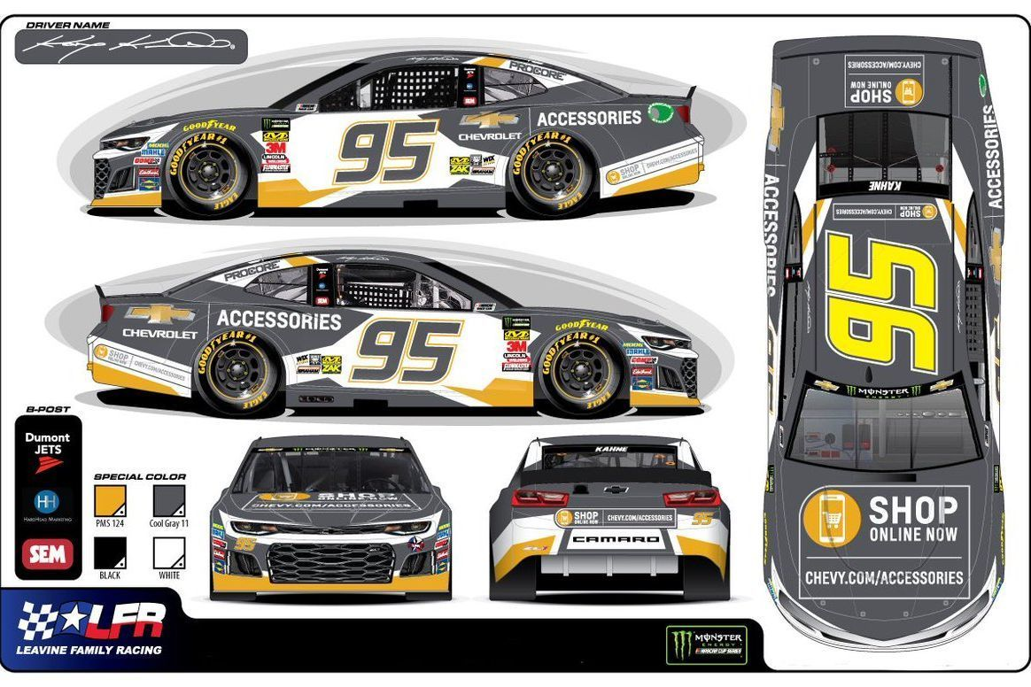 Chevrolet Accessories On Board With Kahne