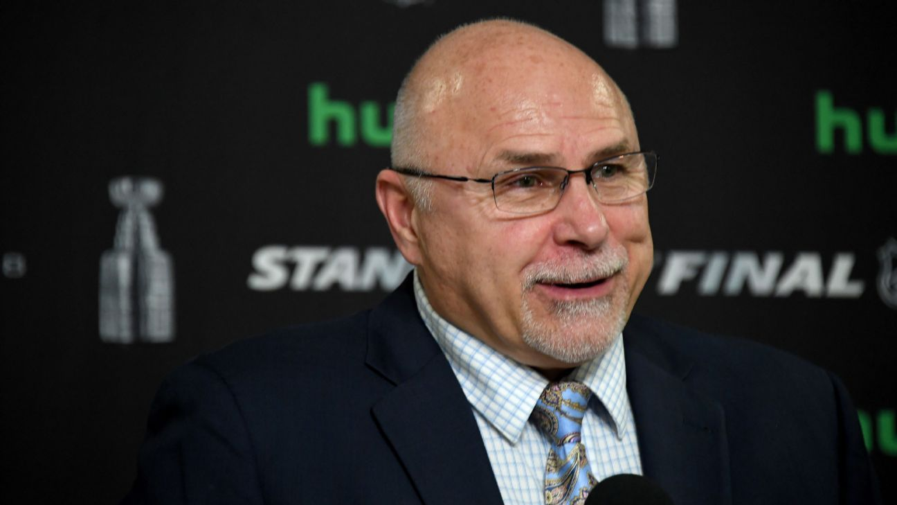 NHL - Ranking the New York Islanders top head coaching candidates 61b1fcb33