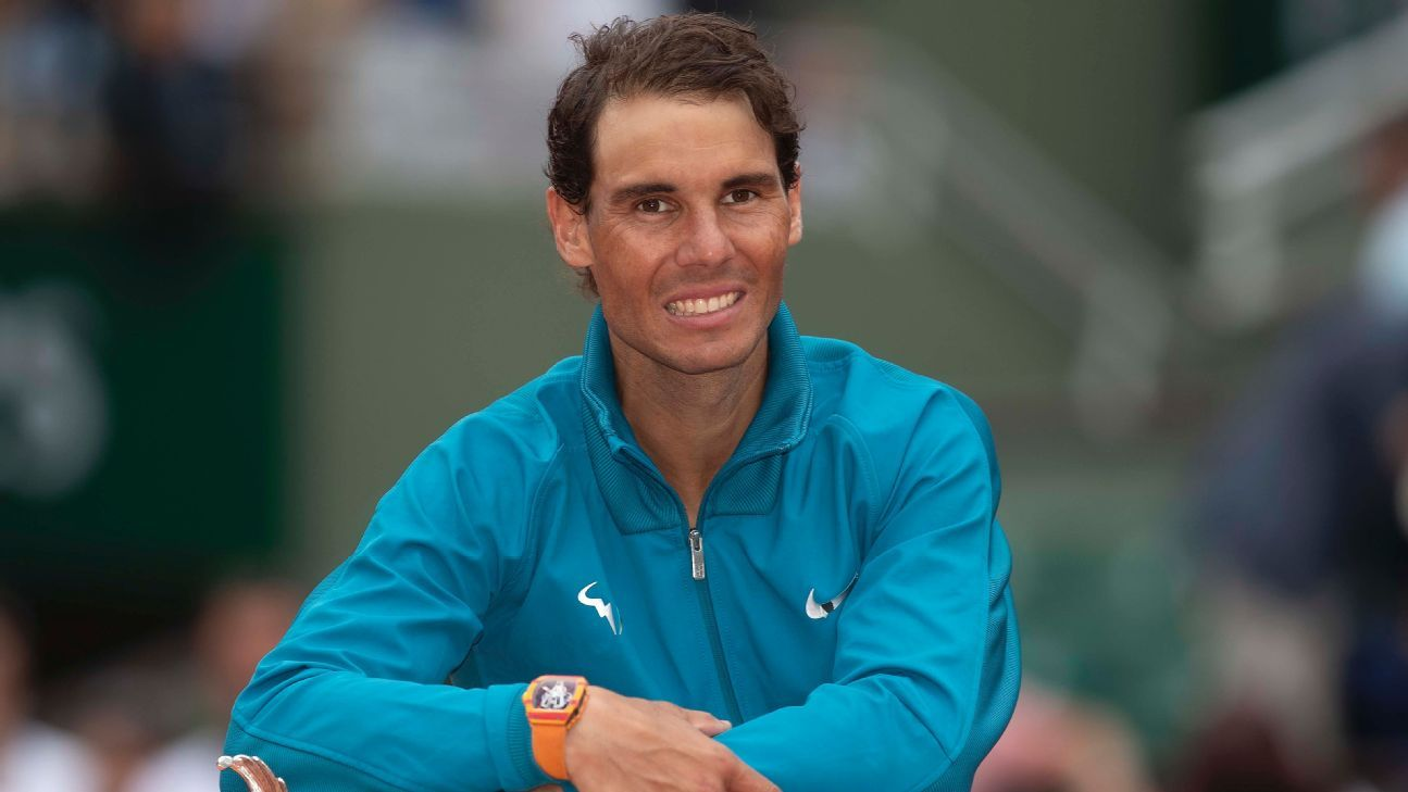 French Open Same Result Different Day For French Open Champion Rafael Nadal