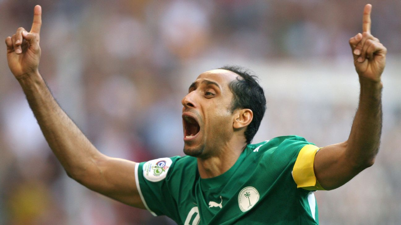 d2a21d75d Saudi Arabia s World Cup hopes in hinge on opener vs. Russia - Sami Al Jaber