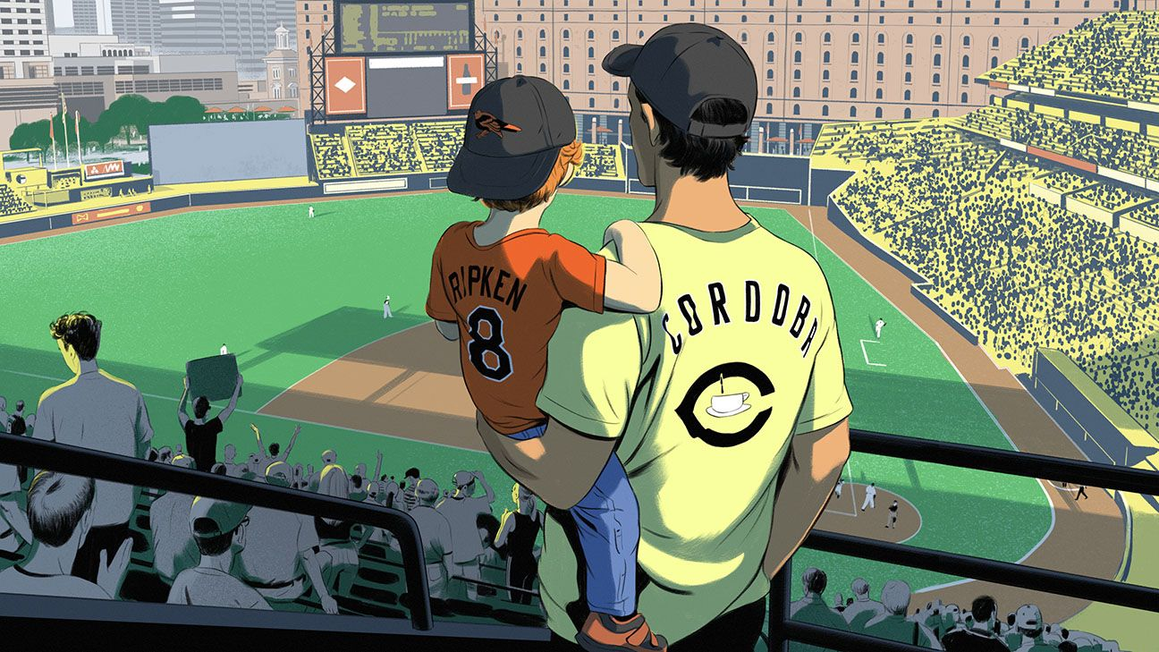 c4671a5c Alvaro Enrigue on the connection between the Baltimore Orioles and a  legendary Mexican baseball team.