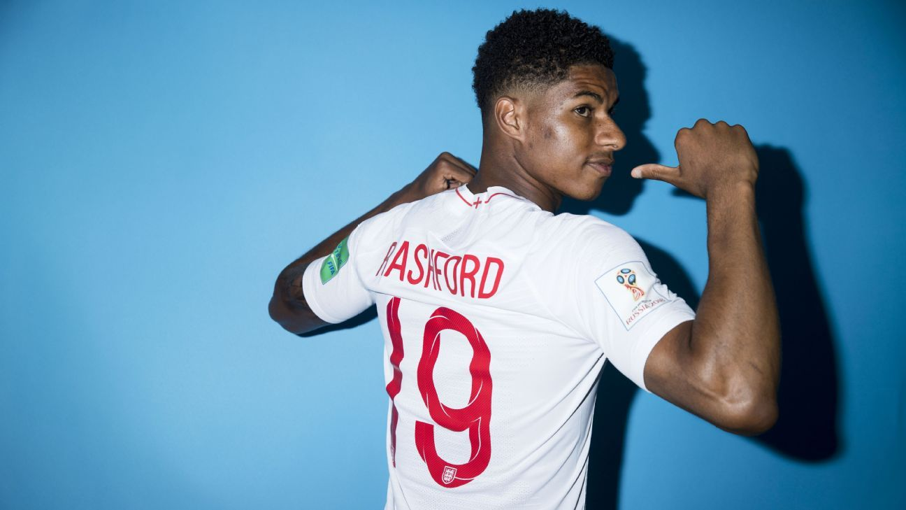 England S Marcus Rashford Wants To Take Penalty Should World Cup Match Go To Shootout