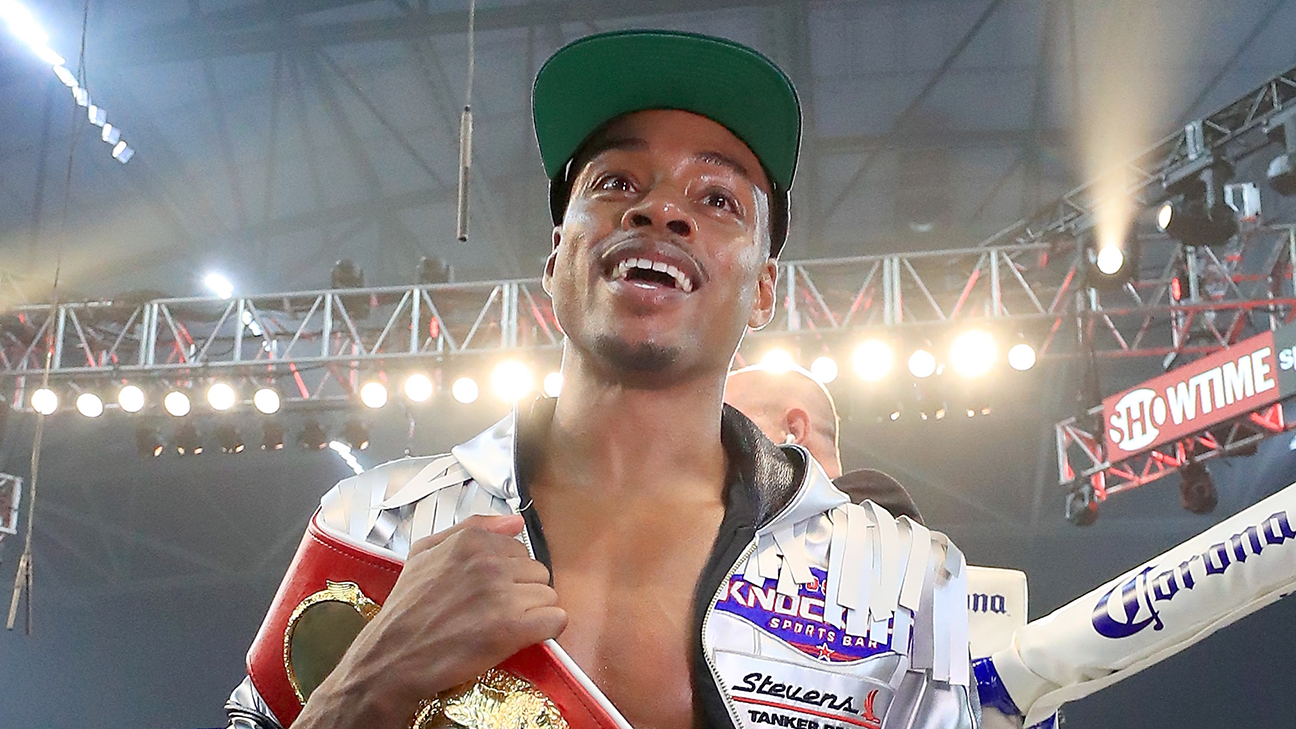 Errol Spence Jr Vs Mikey Garcia Announced For March 16 In Dallas