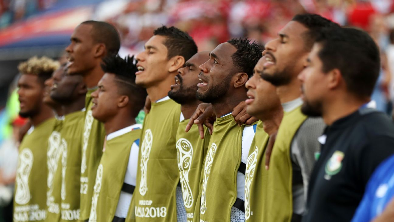 Panama do themselves, their people proud despite opening defeat to