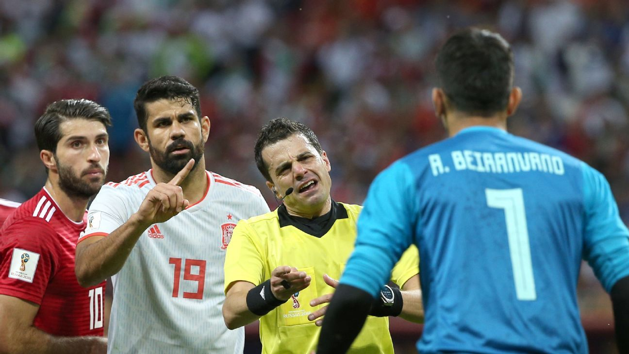 Iran's Carlos Queiroz to Spain: We didn't fake injuries ask