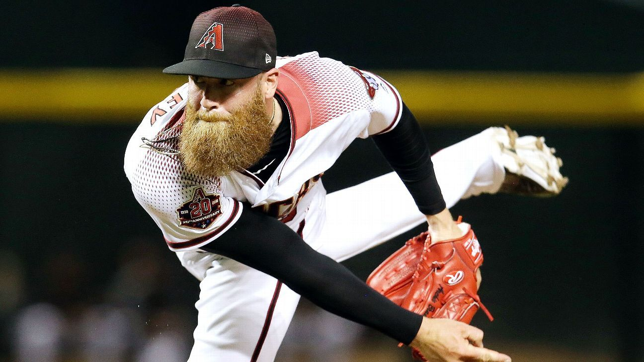 D-backs' Bradley wins last arbitration case of '20