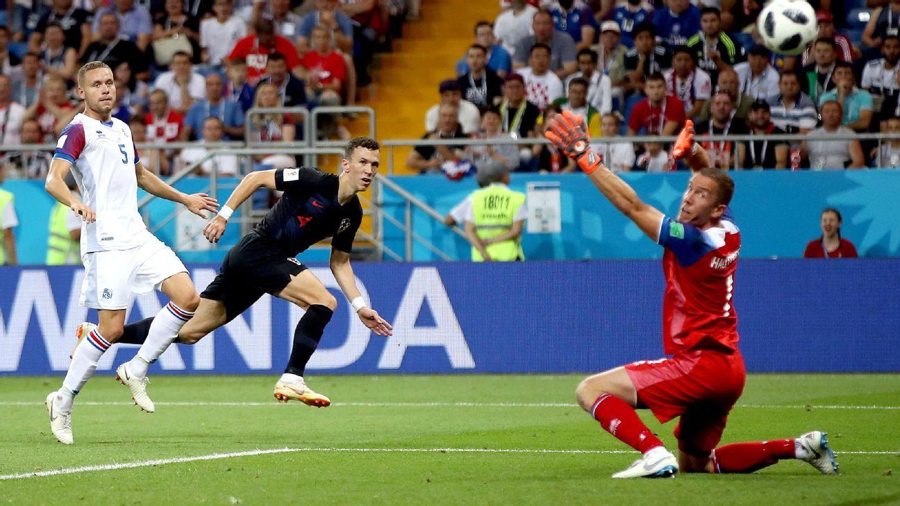 d38abe55a57 Iceland vs. Croatia - Football Match Report - June 26
