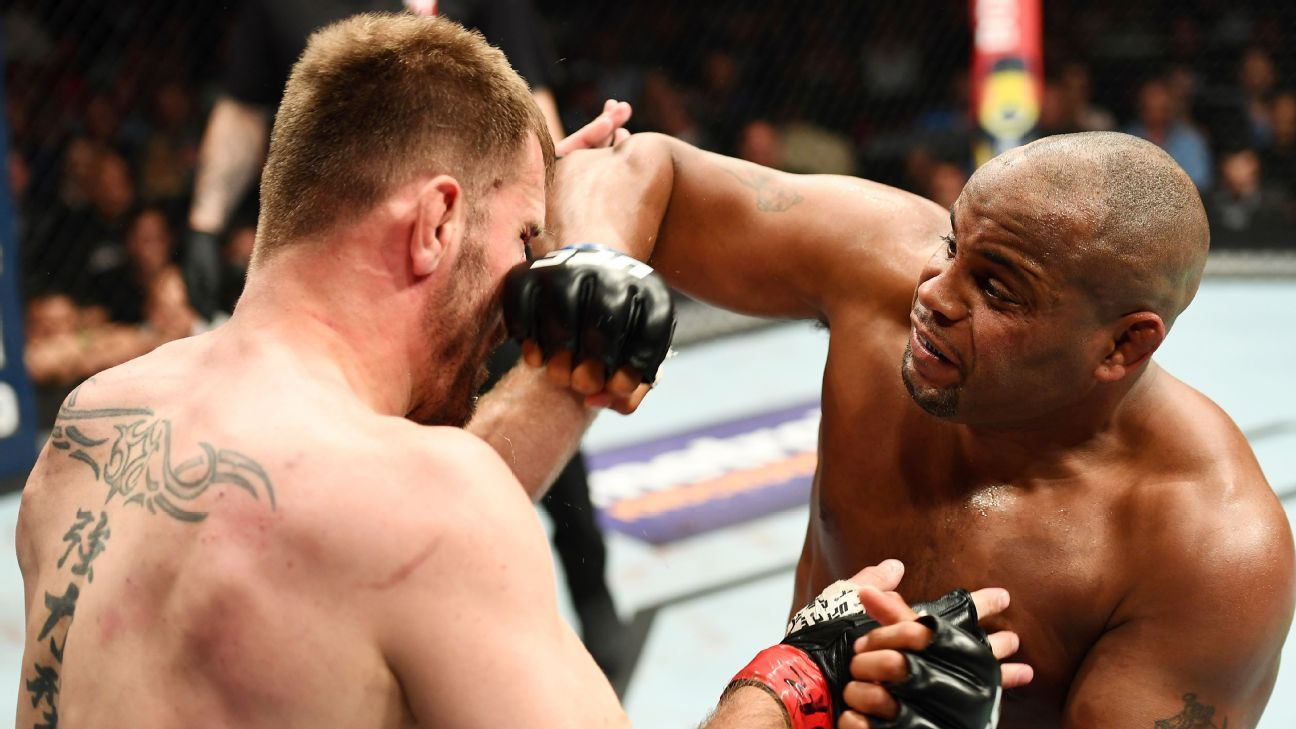 Resetting the UFC's heavyweight division: What's ahead for Cormier, title dark horses